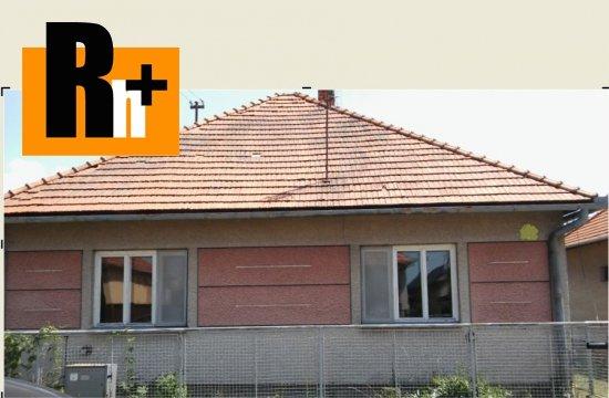 Foto Rodinný dom Nemčiňany na predaj - znížená cena