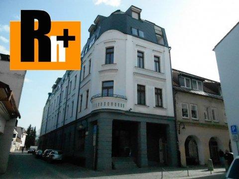 Foto Na predaj obchodné priestory Žilina historické centrum mesta - zrekonštruovaný
