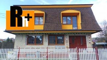Horný Hričov Centrum rodinný dom na predaj