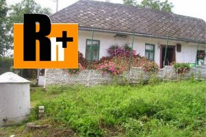 Na predaj vidiecky dom Košice-Košická Nová Ves - s garážou
