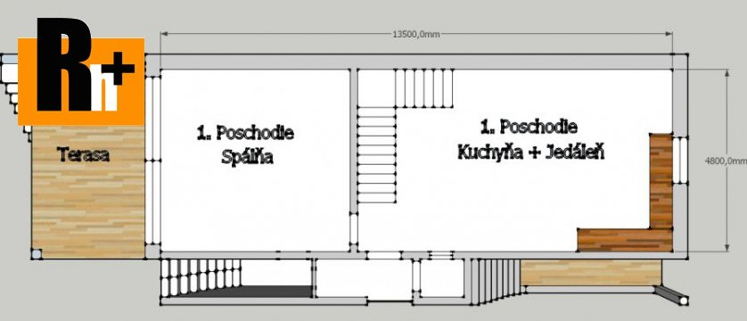 Foto Administratívna budova na predaj Žilina Závodie - exkluzívne v Rh+