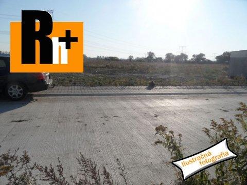 Foto Pozemok pre komerčnú výstavbu Leopoldov Bez ulice na predaj - 7074m2