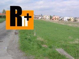 Pozemok pre bývanie Poprad centrum na predaj - TOP ponuka