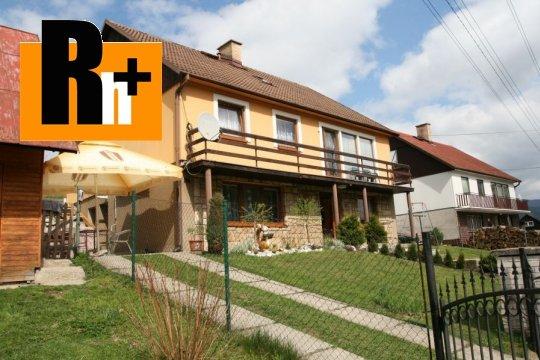 Foto Na predaj Zázrivá rodinný dom