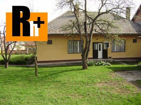Foto Spišský Štvrtok Centrum rodinný dom na predaj - znížená cena