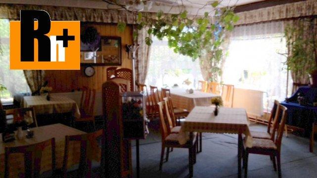 Foto Reštaurácia na predaj Bojnice s pozemkom - 470m2