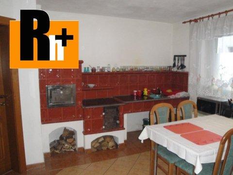 Foto Rudina rodinný dom na predaj - novostavba
