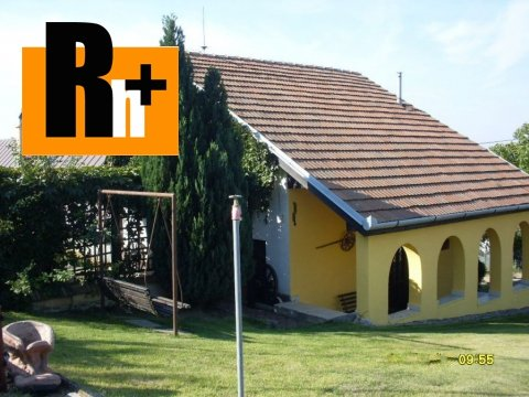 Foto Chata Dvorníky na predaj - s terasou