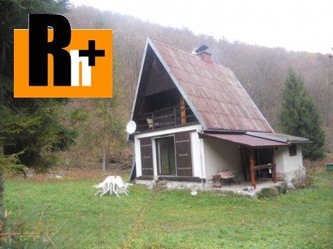 Foto Na predaj chata Veľký Folkmar .
