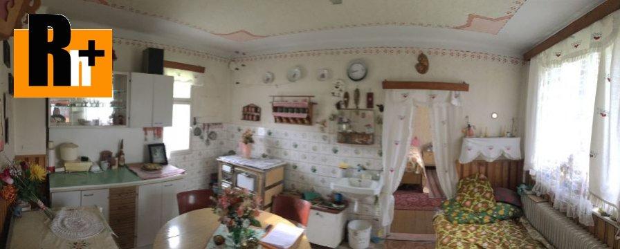 Foto Kolárovice centrum vidiecky dom na predaj - rezervované
