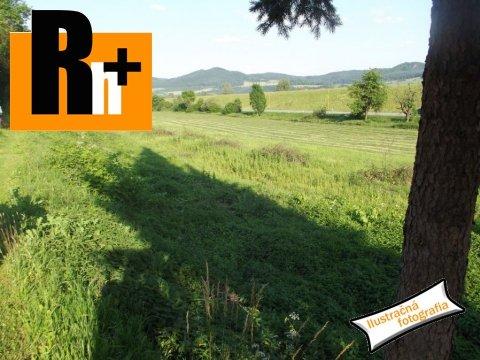 Foto Trvalý trávnatý porast na predaj Liešno - rezervované