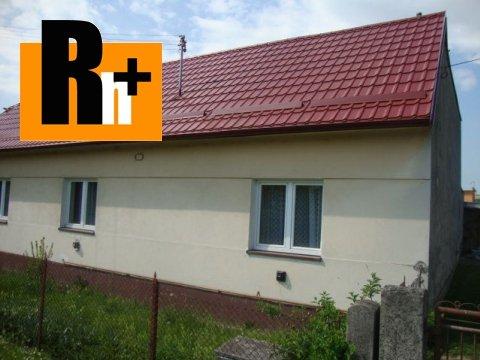 Foto Vidiecky dom na predaj Kostolná-Záriečie - rezervované