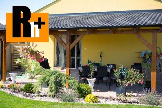 Foto Matúškovo rodinný dom na predaj - novostavba