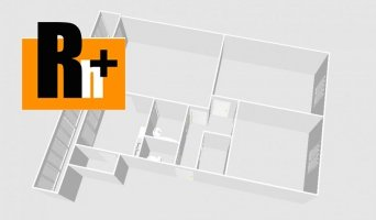 Bratislava-Rača Kubačova na predaj 3 izbový byt - s balkónom