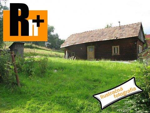 Foto Žaškov na predaj pozemok pre bývanie - TOP ponuka