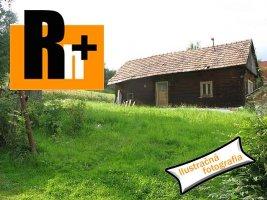 Žaškov na predaj pozemok pre bývanie - TOP ponuka
