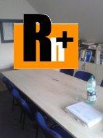Kancelárie na prenájom Ružomberok - TOP ponuka