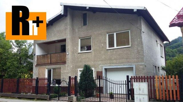 Foto Dobšiná rodinný dom na predaj - ihneď obývateľný