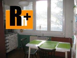 Na predaj 3 izbový byt Bratislava-Rača Hagarova - TOP ponuka