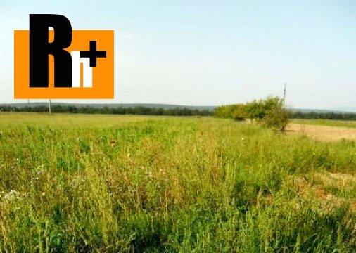 Foto Martin nad Žitavou pozemok pre komerčnú výstavbu na predaj - 100000m2