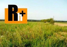 Martin nad Žitavou pozemok pre komerčnú výstavbu na predaj - 100000m2