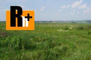 Nové Mesto nad Váhom na predaj pozemok pre bývanie - TOP ponuka