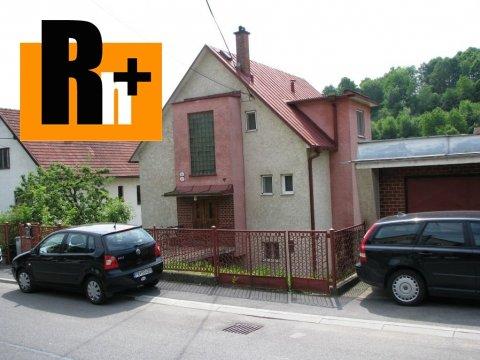 Foto Na predaj Považská Bystrica Jelšové rodinný dom - znížená cena