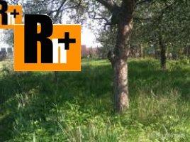 Pozemok pre bývanie Trenčianske Mitice Rožnové na predaj - TOP ponuka