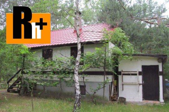 Foto Borský Svätý Jur Tomky chata na predaj - TOP ponuka