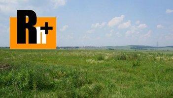 Nové Mesto nad Váhom pozemok pre bývanie na predaj - TOP ponuka
