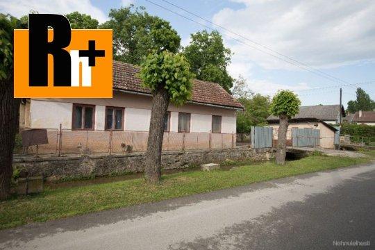 Foto Na predaj Drienovec - rodinný dom