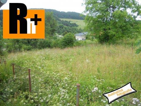 Foto Na predaj Haniska - záhrada