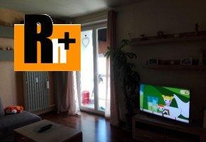 Bratislava-Rača Kadnárova na predaj 3 izbový byt - zrekonštruovaný