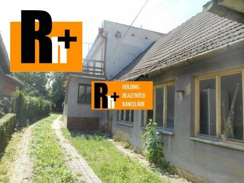 Foto Dubnica nad Váhom Prejta rodinný dom na predaj - TOP ponuka