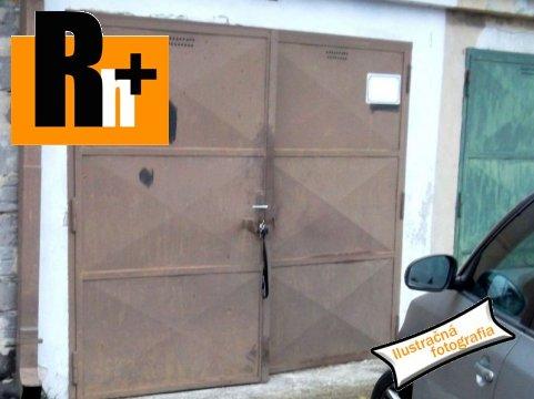 Foto Na predaj garáž hromadná Košice-Sever Čárskeho