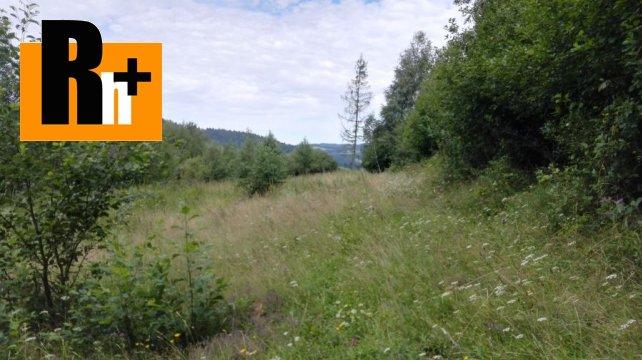 Foto Turzovka Bukovina na predaj pozemok pre bývanie