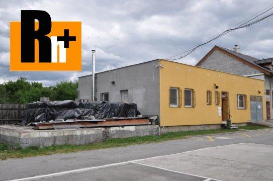 Foto Iný objekt na predaj Košťany nad Turcom - exkluzívne v Rh+