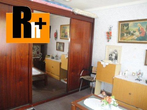 Foto Na predaj rodinný dom Snežnica