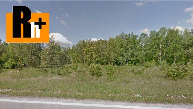 Foto Lesné pozemky na predaj Bratislava-Čunovo Čuňovo - TOP ponuka