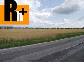 Bratislava-Podunajské Biskupice Odeská pozemok pre komerčnú výstavbu na predaj