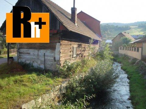 Foto Na predaj Kysucké Nové Mesto Nesluša rodinný dom - znížená cena