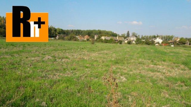 Foto Tomášikovo Mlynská pozemok pre komerčnú výstavbu na predaj