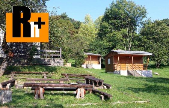 Foto Rekreačný objekt Bojnice - znížená cena