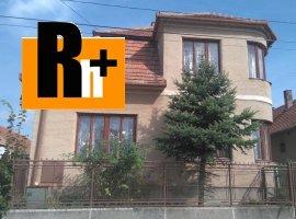 Na predaj rodinný dom Veľký Kýr - TOP ponuka