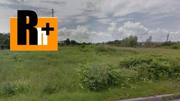 Pozemok pre komerčnú výstavbu na predaj Žilina Horevažie pri Váhu - 5630m2