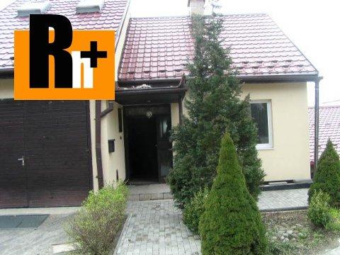 Foto Rodinný dom na predaj Žilina Bôrik