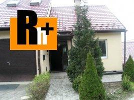 Rodinný dom na predaj Žilina Bôrik