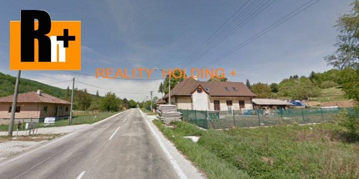 Foto Moravské Lieskové Šance pozemok pre bývanie na predaj