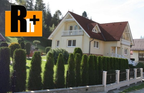 Foto Habovka na predaj rodinný dom - TOP ponuka
