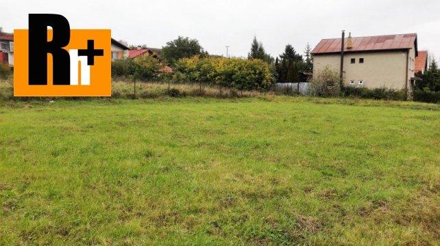 Foto Na predaj pozemok pre bývanie Jánovce -